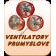 Závěsné průmyslové ventilátory